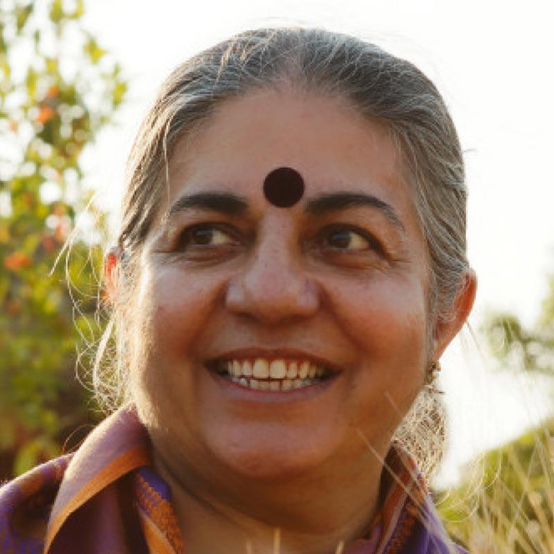 Speaker - Vandana Shiva
